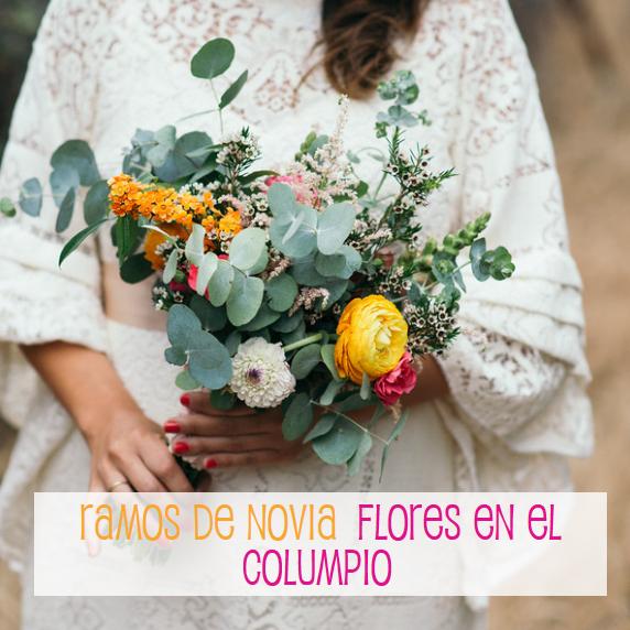 Novias - Flores en el Columpio